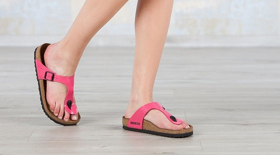 Calzado mejor para el verano
