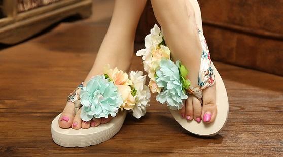 ¿Qué calzado es el mejor para el verano?