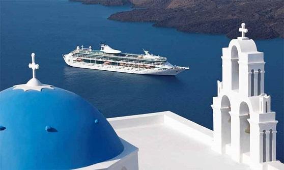 Descubrir las islas griegas a bordo de un crucero